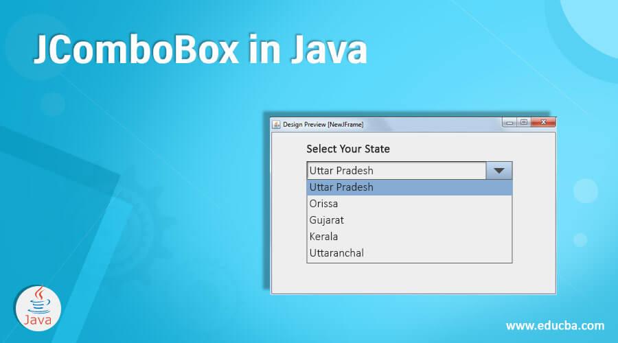 JComboBox in Java