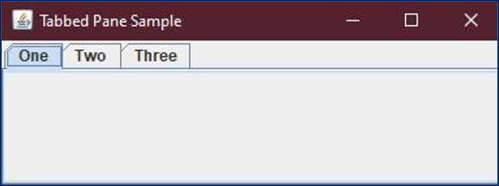 JTabbedPane in Java1.3
