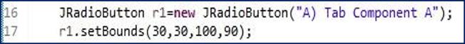 JTabbedPane in Java1.4