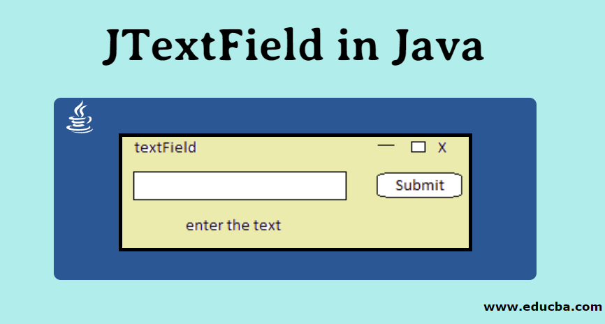 JTextField in Java