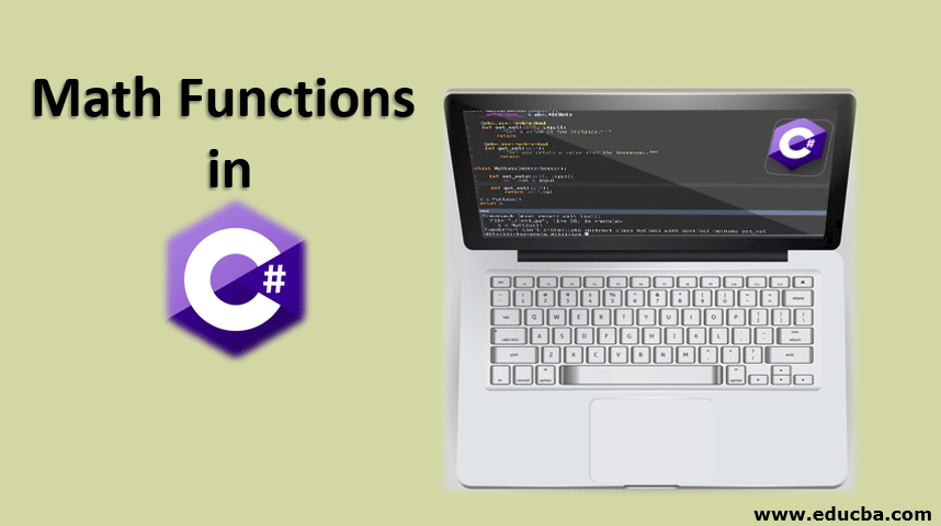Math Functions in C#
