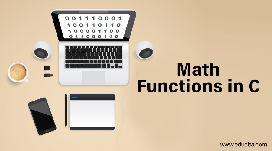 Math Functions in C
