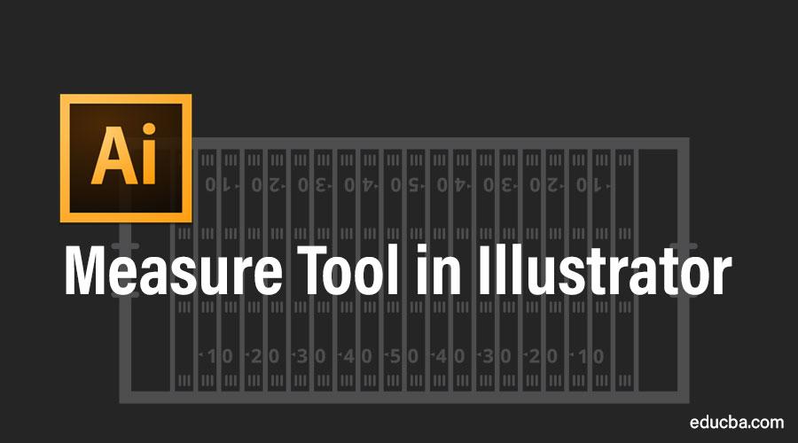 Measure Tool in Illustrator