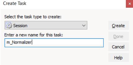 Create Task