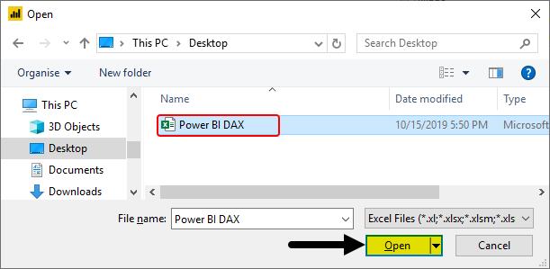 Power BI DAX 1-4