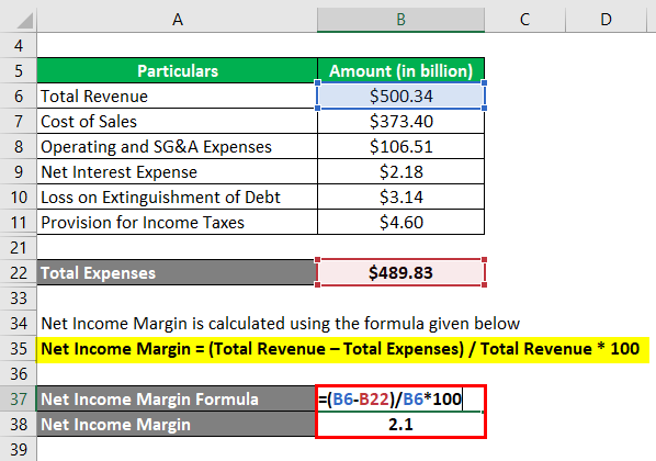 Net Income Margin-2.6