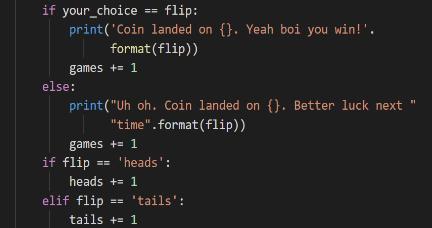 Python Infinity Loop12
