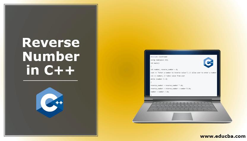 Reverse Number in C++