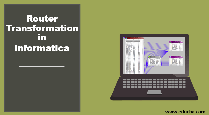 Router Transformation in Informatica