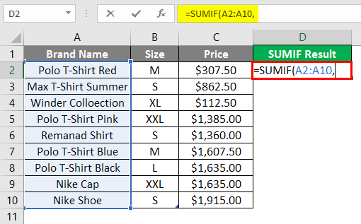 Text String in Excel 3-4