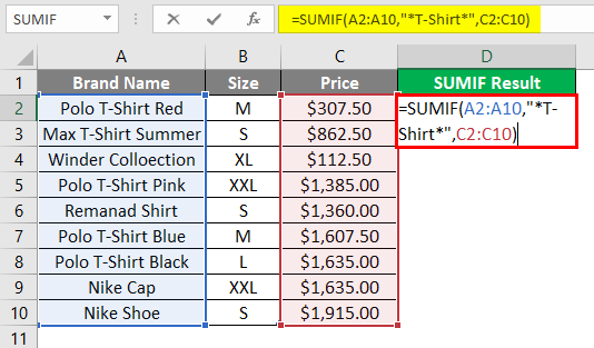 Text String in Excel 3-6