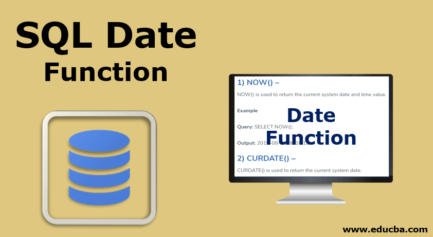 SQL Date Function