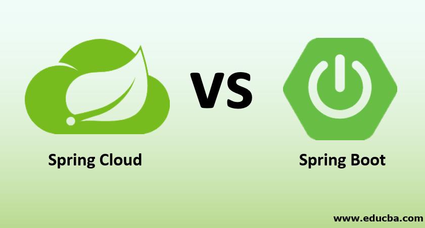 Spring Cloud vs Spring Boot