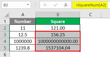 SquareNum excel 1