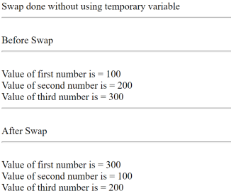 Swapping in PHP-1.5