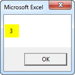 Message Popup Example 1-6