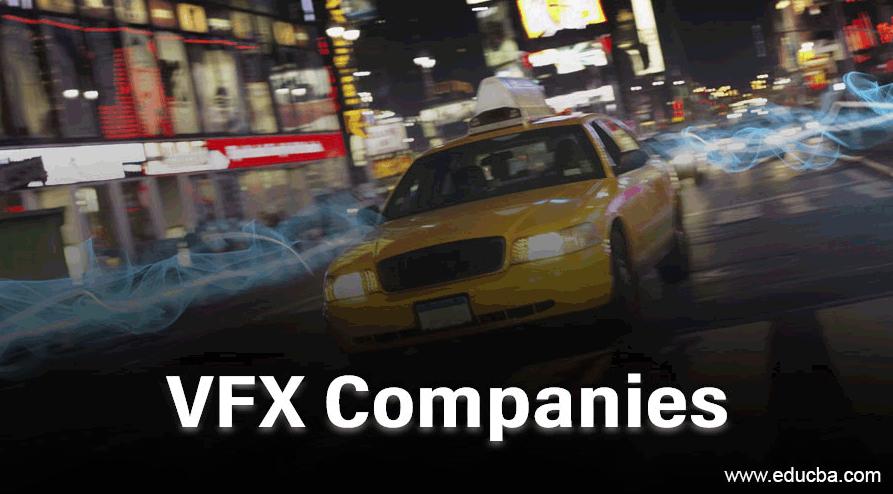 VfX companies