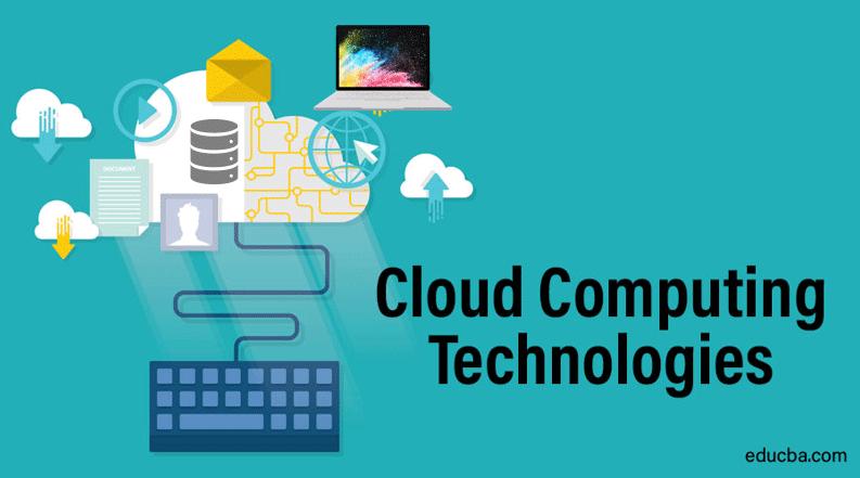cloud computing technologiescloud computing technologies