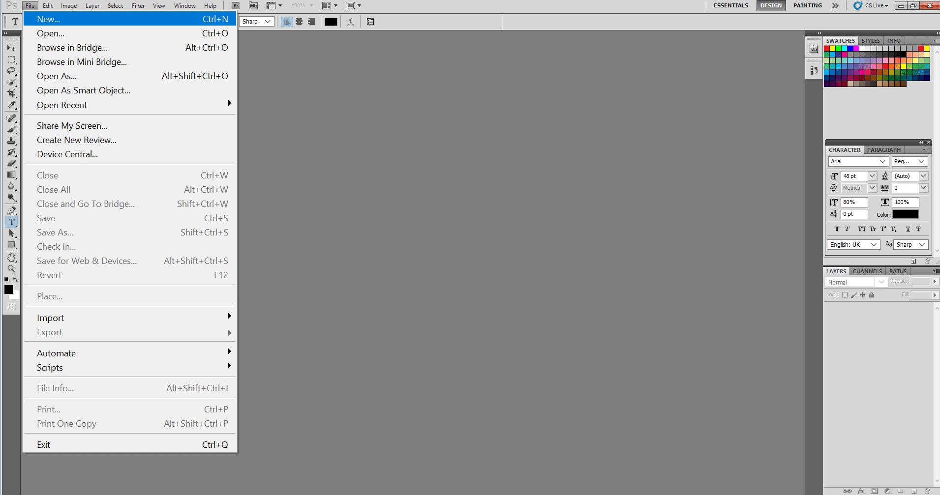 Adding Mood Sticker in Photoshop 1