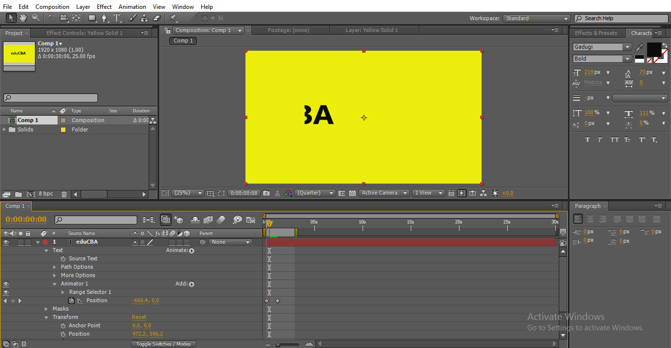 final result 2 (mask in after effects)