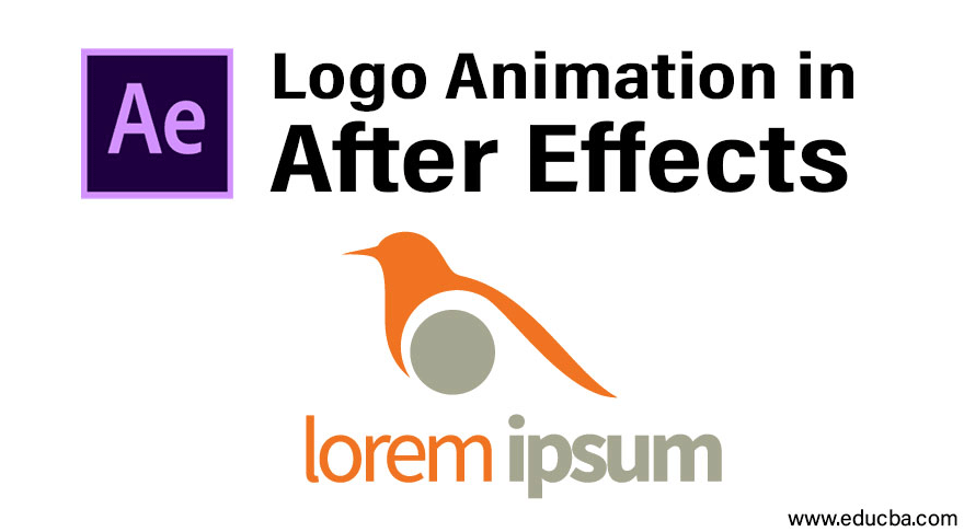 logo animation in after effetcs