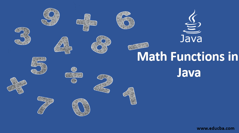 math function in java