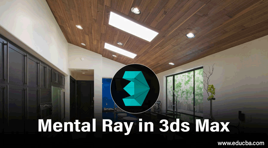 metal ray in 3ds max