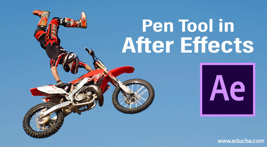 pen tool in after effects