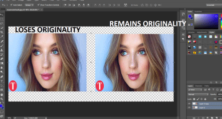 smart object layer (smart object in photoshop)