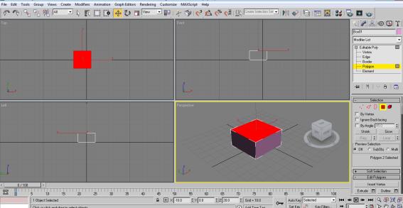 polygon box (3ds Max Architecture)