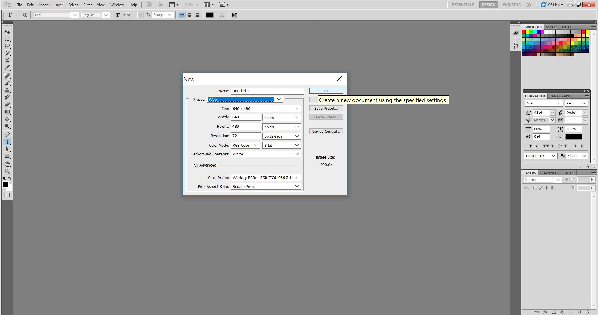Adding Mood Sticker in Photoshop 2