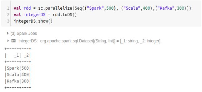 spark dataset 5