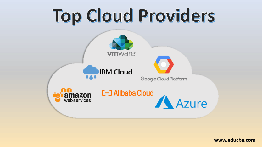 top cloud providers