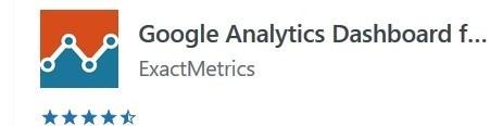 Add Google Analytics to WordPress-1.4