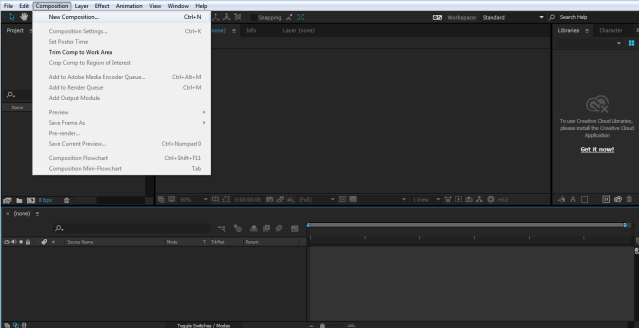 Masking Layers in After Effects 1