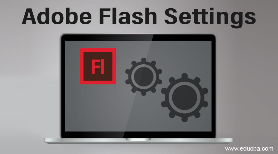 Adobe Flash Settings