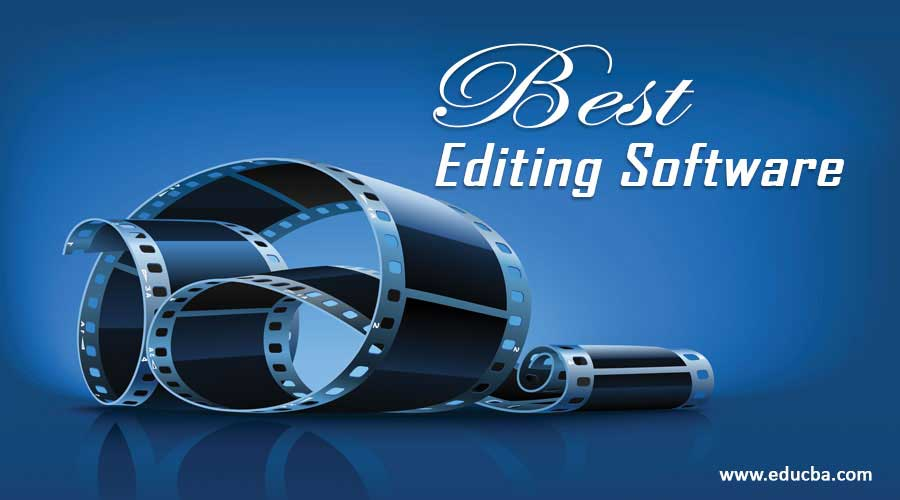 Best Editing Software