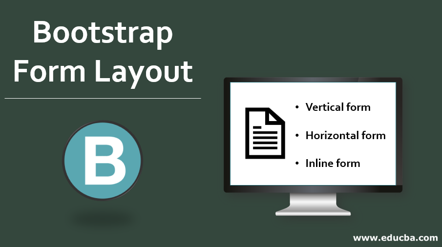 Bootstrap Form Layout