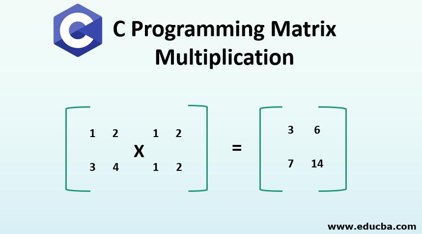 C Programming Matrix Multiplication