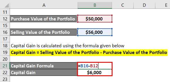 Capital Gain Formula-1.4