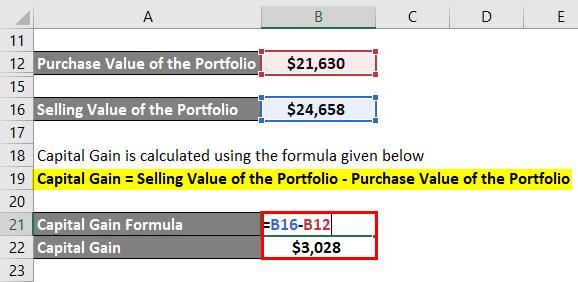 Capital Gain Formula-2.4