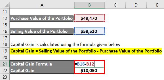Capital Gain Formula-3.4