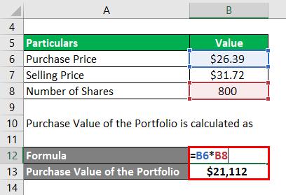 Capital Gain Formula-4.2