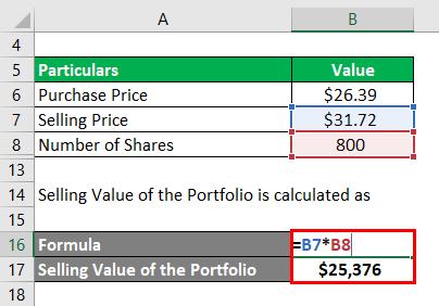 Capital Gain Formula-4.3