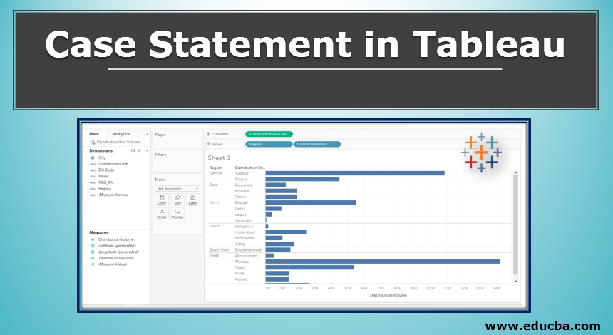 Case Statement in Tableau
