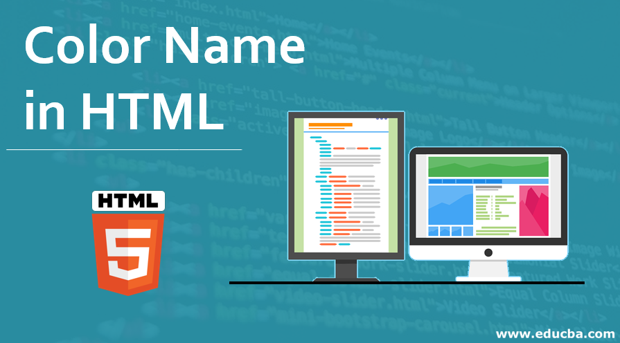 Color Name in HTML