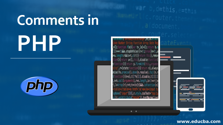 Comments in PHP