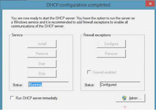 Configuring DHCP Server-1.12