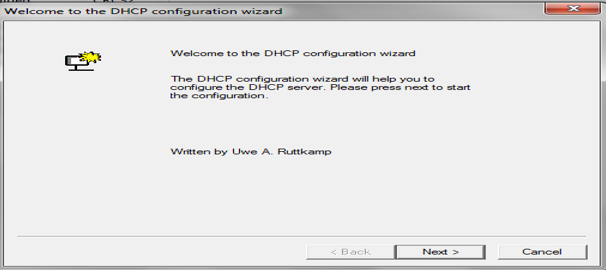 Configuring DHCP Server-1.4