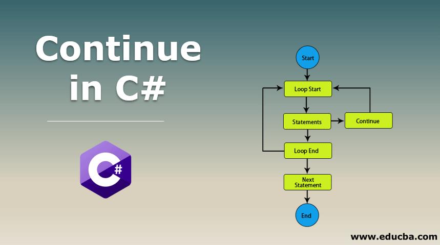 Continue in C#